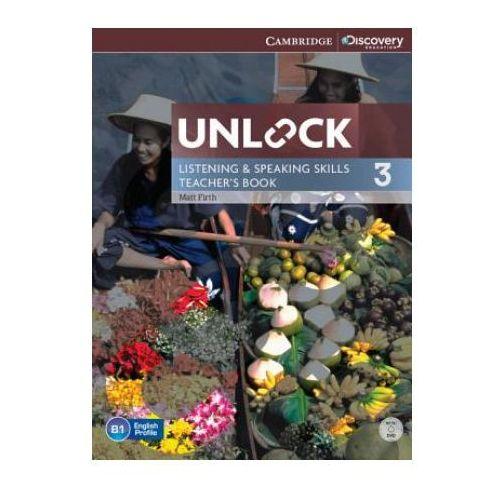 Unlock Level 3 Listening and Speaking Skills Teacher's Book (2014)