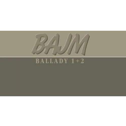 BAJM - BALLADY 1+2 - Album 2 płytowy (CD)