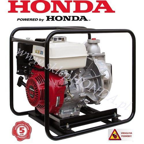 QP-205SLT Motopompa by HONDA (480 l/min) + OLEJ + DOSTAWA GRATIS - PROMOCJA