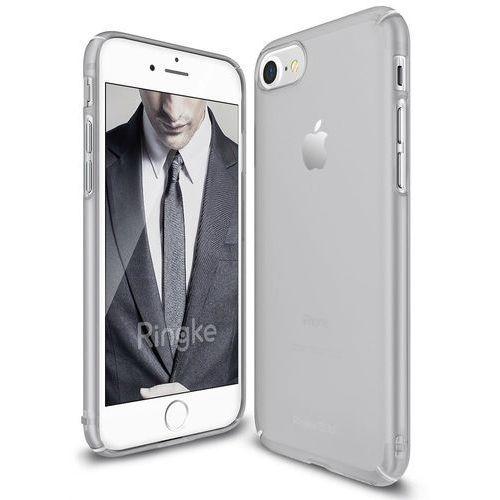 Rearth Ringke Slim Frost Gray | Obudowa + folia ochronna dla modelu Apple iPhone 7 - Frost Gray (8809512152557)