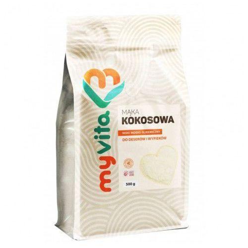 Mąka kokosowa , suplement diety 1000 g marki Myvita