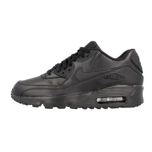Nike Sportswear AIR MAX 90 Tenisówki i Trampki black (0826218431074)