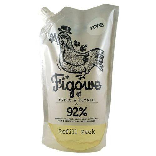 Yope mydło w płynie figa 500ml refill pack (5905279370005)