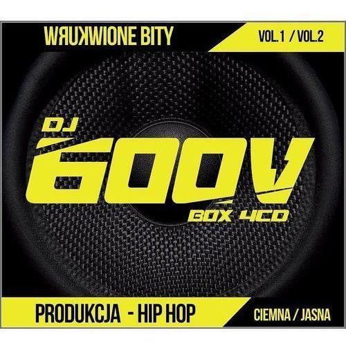 Wkurwione bity. Volume 1, 2 – Ciemna, Jasna (CD) - DJ 600 V (5908279354358)