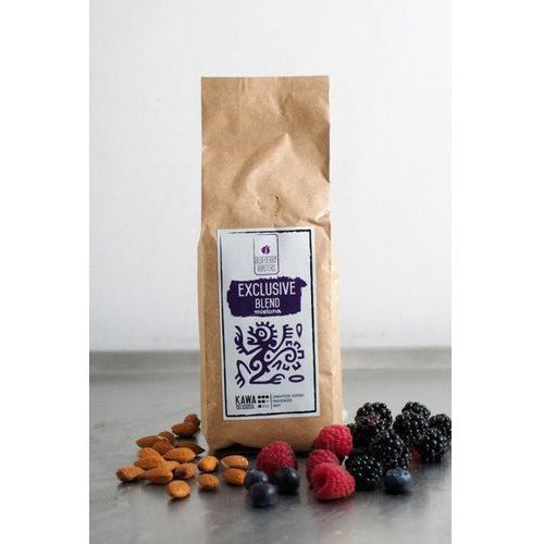 Kawa ziarnista exclusive blend 250g - ziarnista \ 250g marki Blueberry roasters
