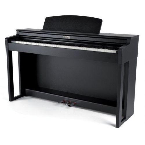 120.360 up360g pianino cyfrowe, kolor czarny mat marki Gewa