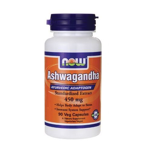 Now foods, usa Now foods ashwagandha extract standaryzowany 90 kaps.