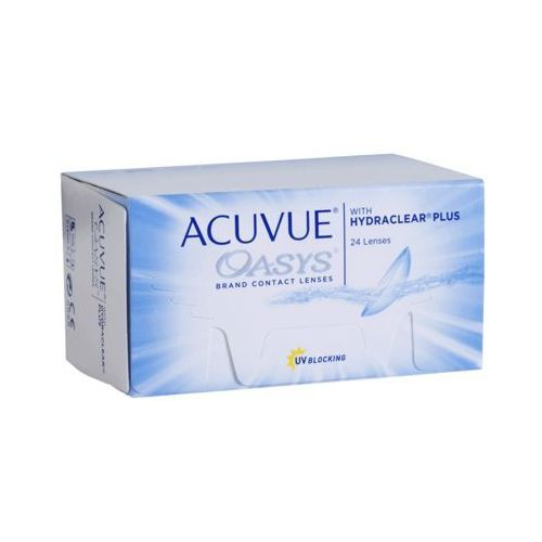 Acuvue Oasys with Hydraclear Plus 24 szt. ✸ 72 zł CashBack ✸
