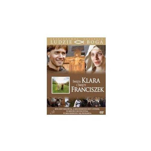Święta klara i św. franciszek + film dvd marki Praca zbiorowa