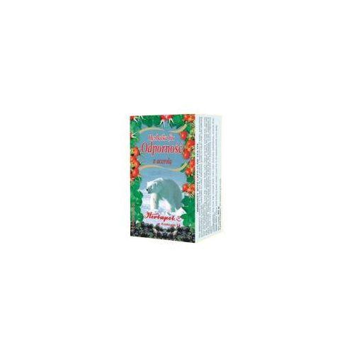 Herbatka odporność z acerolą fix - 2,5g * 20 szt marki Herbapol