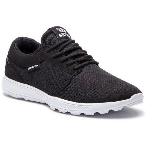Supra Sneakersy - hammer run 08128-009-m black/white/white