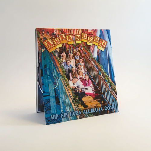 Hip Hip Hura Alleluja 2019 - Arka Noego (Płyta CD) (5907785040175)
