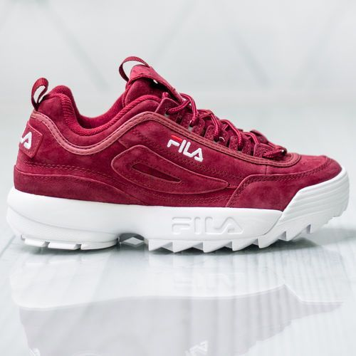 Fila Disruptor S LOW WMN CR 1010553.40K, F-101055340K-3800