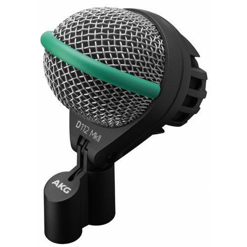 Akg d-112 mkii mikrofon dynamiczny do stopy (9002761038200)