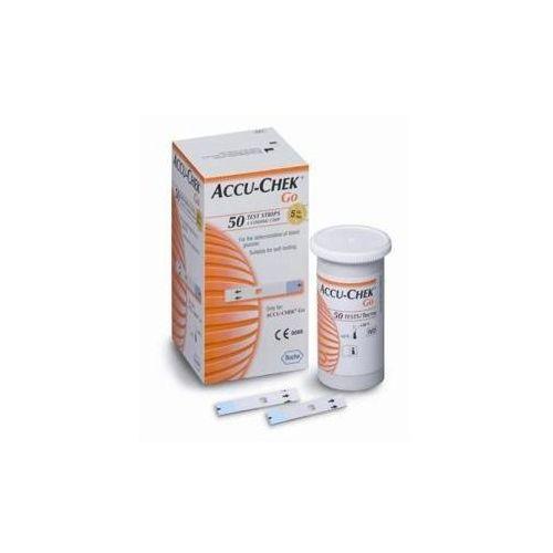 Accu-Chek Go test pask. 50 pasków - oferta (052ed94b33bf93e0)