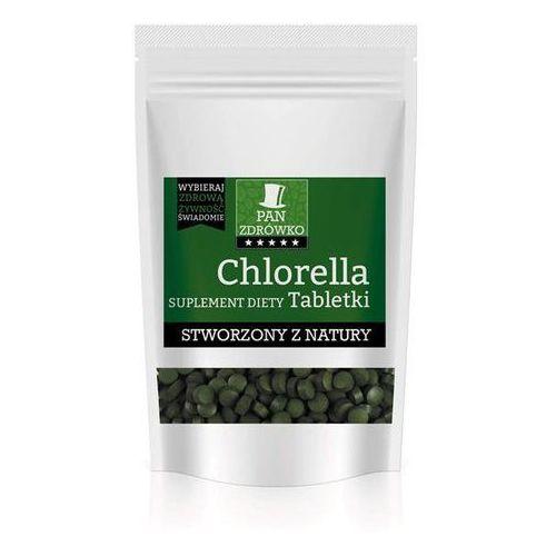 Pan zdrówko chlorella tabletki 125g (5902114246327)