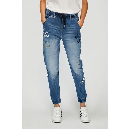 - jeansy celana, Desigual