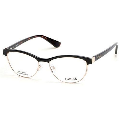 Okulary korekcyjne gu 2523 001 marki Guess