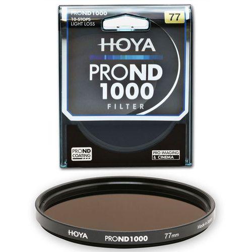 Filtr szary 77mm ndx1000 / nd1000 prond marki Hoya