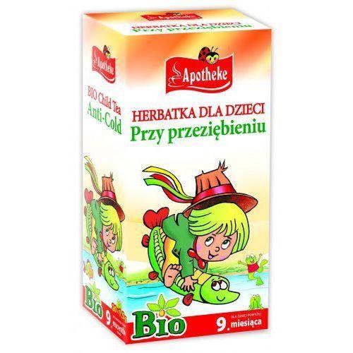 Herbatka dla dzieci PRZY PRZEZIĘBIENIU 20x1,5 BIO BP APOTHEKE, H.Dziec.Przezięb. BP APOTHEKE