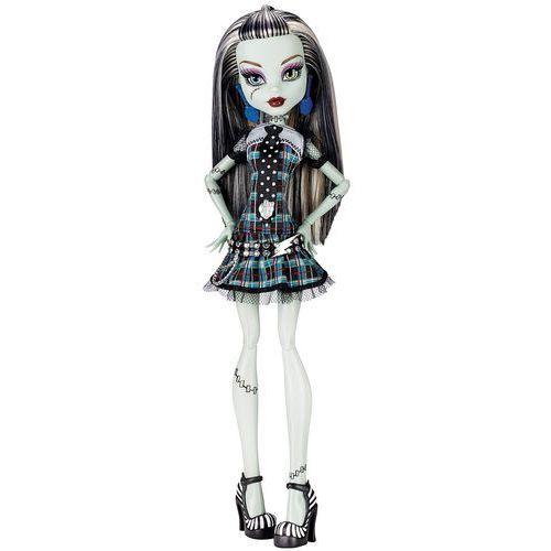 Lalka MATTEL Monster High Klasyczne straszyciółki Frankie Stein ze sklepu ELECTRO.pl