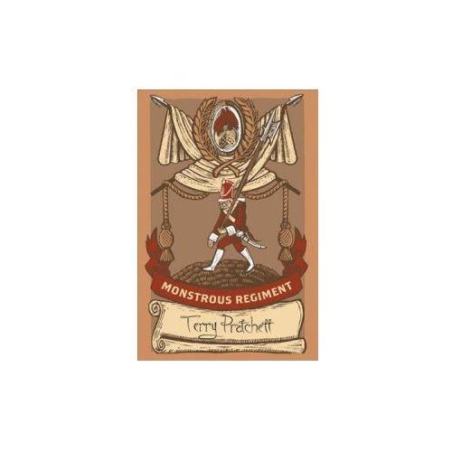 Monstrous Regiment (9780857525055)
