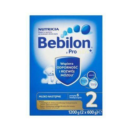 1200g 2 z pronutra mleko następne powyżej 6 miesiąca marki Bebilon