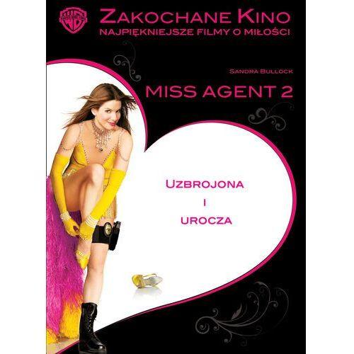 Miss Agent 2. Uzbrojona i Urocza (DVD) - John Pasquin OD 24,99zł DARMOWA DOSTAWA KIOSK RUCHU (7321908593313)