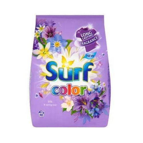 Surf  2,8kg color iris & spring rose proszek do prania kolorowych tkanin (40 prań)