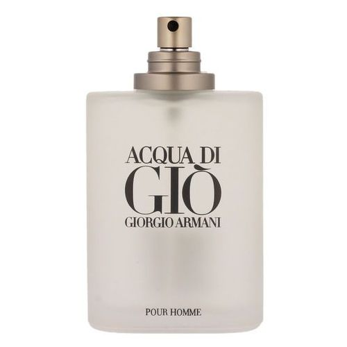 Giorgio armani acqua di gio homme woda toaletowa 100ml spray tester (72831) (3360372728313)