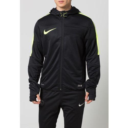 Nike Performance Bluza z kapturem black/volt - produkt z kategorii- dresy męskie komplety