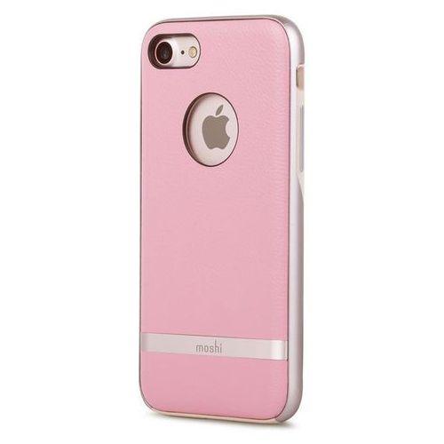Moshi iGlaze Napa - Etui iPhone 7 (Melrose Pink) Odbiór osobisty w ponad 40 miastach lub kurier 24h (4713057250415)