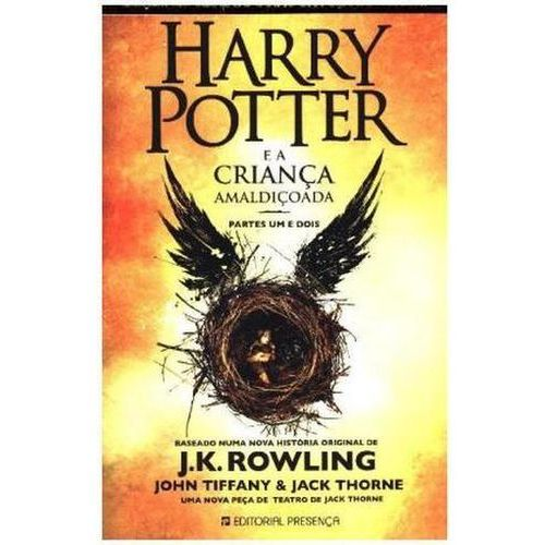 Harry Potter e a criança amaldiçoada. Pt.1 e 2 Rowling, Joanne K.