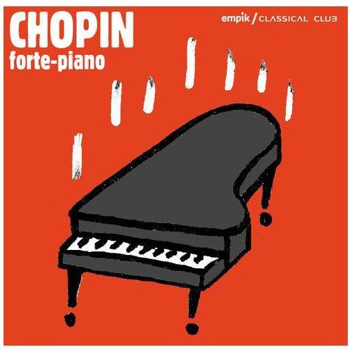 Various artists Empik classical club - chopin piano forte (lp) - różni wykonawcy (płyta winylowa) (0028948289875)