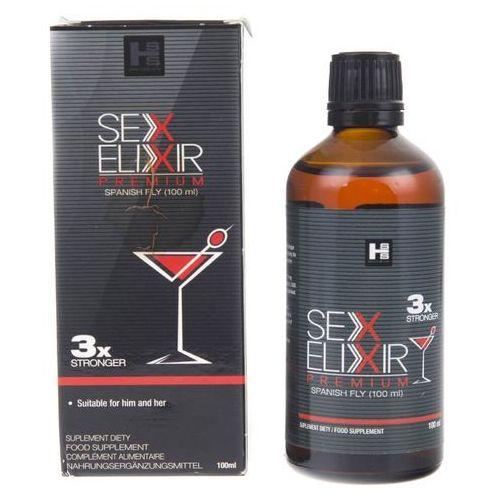 SHS Sex Elixir Premium (hiszpańska mucha) - 100 ml (8718546546822)