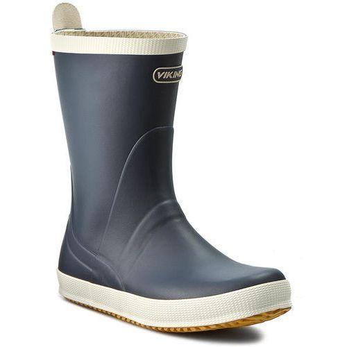 e447b8ef4ac0f Kalosze - seilas 1-46000-5 navy marki Viking 209,00 zł Na deszczowe dni  Viking. Cholewka butów broni przed wilgocią, to tworzywo - guma  wysokojakościowa.
