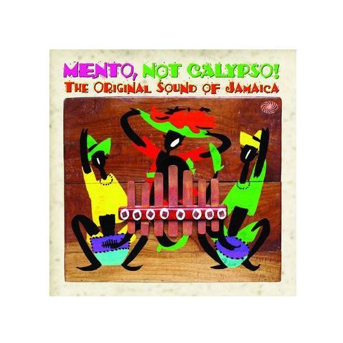Fantastic voyage Różni wykonawcy - mento not calypso - the original sound of jamaice