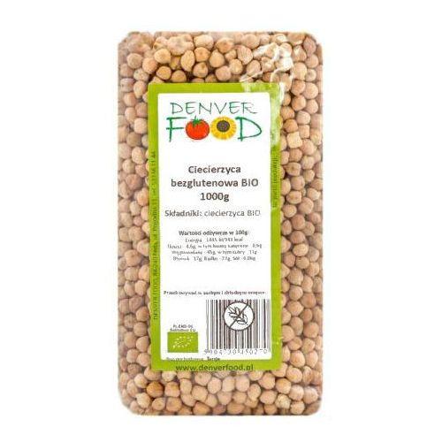 Denver food Ciecierzyca bezglutenowa bio 1 kg