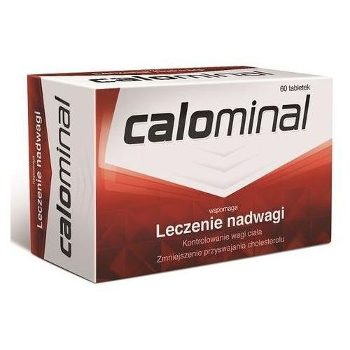Calominal 60 tabletek (Tabletki na odchudzanie)