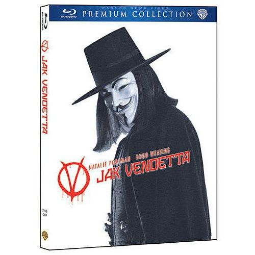 V jak vendetta (blu-ray), premium collection - james mcteigue marki Galapagos films