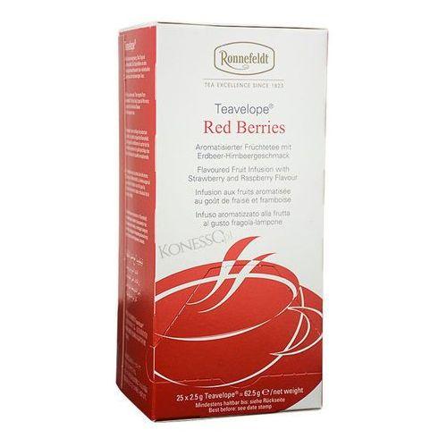 Owocowa herbata Ronnefeldt Teavelope Red Berries 25x2,5g, 84.05.HR.BER(TV)