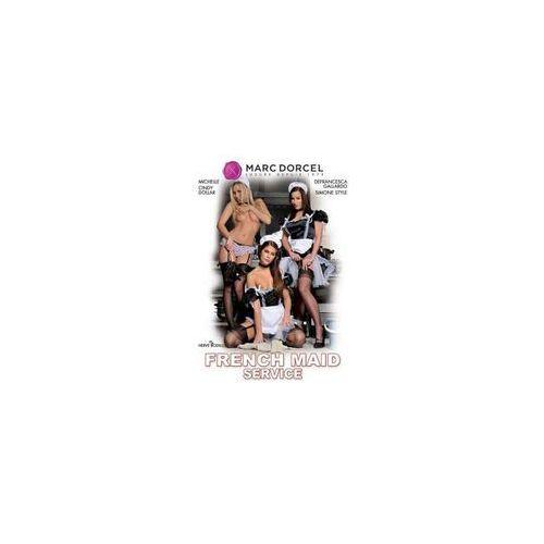 Filmy dvd dorcel - french maid service - 6 x dvd marki Marc dorcel (fr)