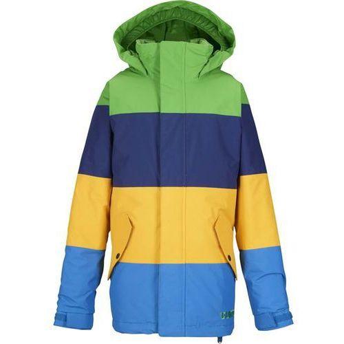 kurtka dla dzieci BURTON - Boys Symbol C-Prompt/D Sea/Ylky (383) rozmiar: M - produkt z kategorii- kurtki dla dzieci