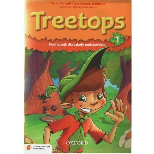 Treetops 1 CB PL (9780194012058)