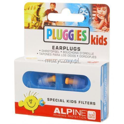 pluggies kids zatyczki do uszu (para) marki Alpine