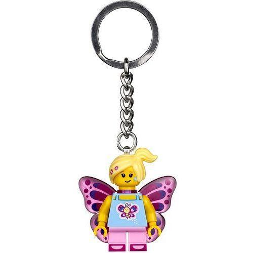 Lego 853795 breloczek dziewczyna motyl (butterfly girl keychain) - ®