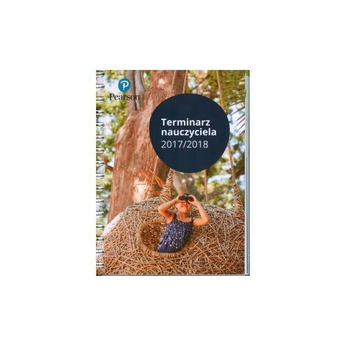 Pearson Terminarz nauczyciela 2017/2018