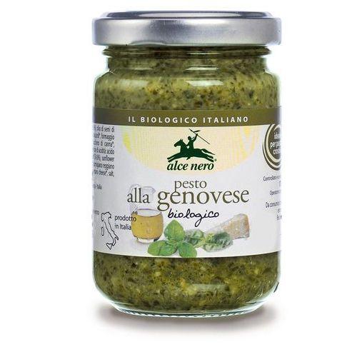 Pesto genovese bio 6x85g marki Alce nero