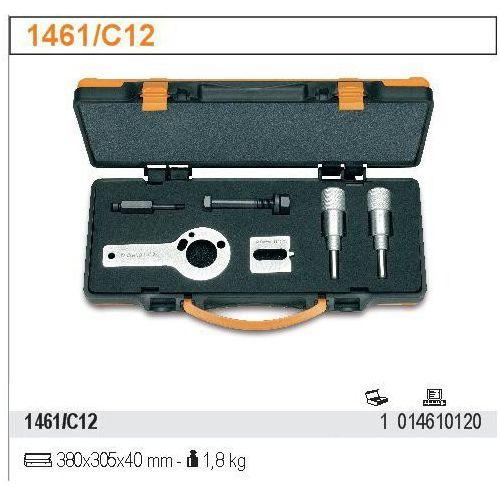 ZESTAW NARZĘDZI DO BLOKOWANIA I USTAWIANIA UKŁADU ROZRZĄDU W SILNIKACH FIAT MULTIJET 1,9 JTD 16V, MODEL 1461/C12 - produkt z kategorii- Pozostałe narzędzia