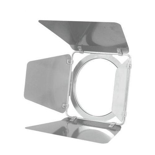 par 46 barndoor - skrzydełka ograniczające do reflektora srebrne marki Eurolite